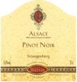 Pinot Noir - Colline du Strangenberg