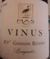 Vinus Grande Réserve