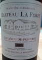 Château La Forêt - Lalande-de-Pomerol