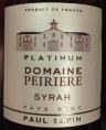 Domaine Peirière - Platinum