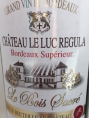 Château Le Luc Regula