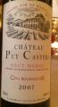 Château Puy Castéra - Cru Bourgeois