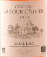 Château La Tour Olivier