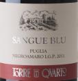 IGT Puglia Negroamaro Sangue Blu