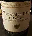 Aloxe Corton 1er Cru La Coutière