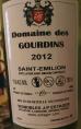 Domaine des Gourdins - Saint-Emilion