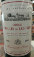 Chateau Moulin de Laborde
