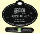 Coteaux du Layon Moelleux