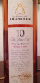 10 Years Old White Porto