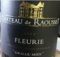 Fleurie Grille-Midi
