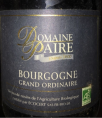 Bourgogne Grand Ordinaire