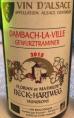 Dambach-La-Ville - Gewurztraminer