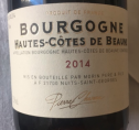 Bourgonge Hautes-Côtes de Beaune