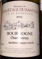 Domaine de l'Hermitage Nantoux Bourgogne Chardonnay