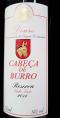 Cabeça de Burro Reserva