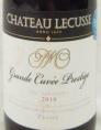 Château Lecusse Grande Cuvée Prestige