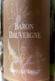 Baron Dauvergne - Cuvée Prestige