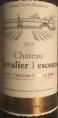 Château Chevalier Lescours
