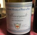 Meursault Les Meurgers
