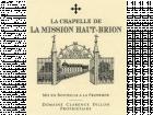 La Chapelle de La Mission Haut Brion