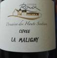 Domaine Des Hauts Sentiers Cuvée Maligny