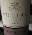 Tutiac Côtes de Bourg
