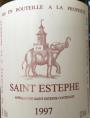 Domaines Prats - Saint Estephe