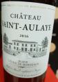 Château Saint-Aulaye