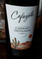 Cafayate Cabernet Sauvignon