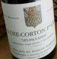 Aloxe Corton 1er Cru Les Paulands
