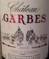 Château Garbes