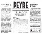 N°001 Le Scoop