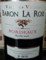Baron la Rose