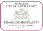 Chassagne Montrachet Premier Cru La Maltroye