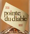 LA POINTE DU DIABLE Rosé