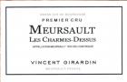 Meursault 1er cru Les Charmes-Dessus