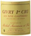 Givry 1er Cru Les Bois Gauthiers