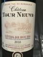 Château Tour Neuve Côtes de Bourg