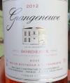 Grangeneuve Bordeaux Rosé