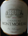 Château Montmoreau