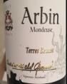 Arbin Mondeuse Terres Brunes