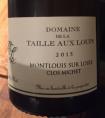 Montlouis sur Loire Clos Michet