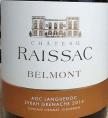 Château Raissac - Belmont
