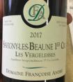 Savigny-Lès-Beaune Premier Cru Les Vergelesses