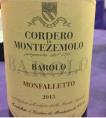 Cordero di Montezemolo Monfalletto