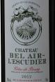 Château Bel Air l'Escudier