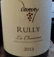 Rully La Chaume