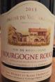 Domaine du Val Lamartinien - Bourgogne Rouge