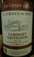La Croix du Pin Cabernet Sauvignon - Cuvée Prestige