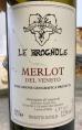 Le Brognole Merlot del Veneto